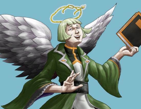 RPGツクールMV、悪魔に魂を売ったルキウス