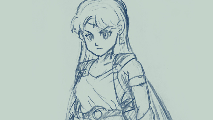 ダイの大冒険、レオナ姫のサムネイル