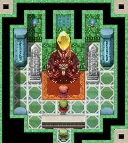魔王軍四天王レッドドラゴン
